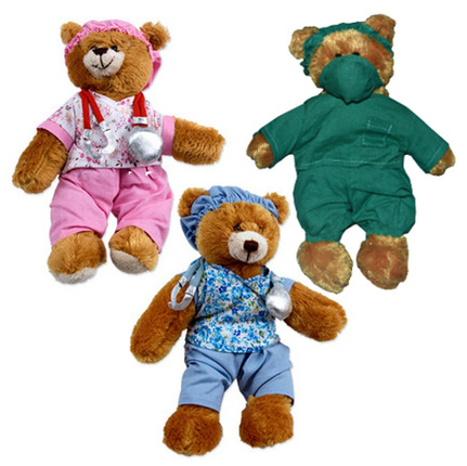 Kids Scrubs Bears