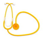 Yellow Kids Stethoscope