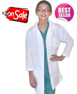 My Little Doc Lab Coat for Kids